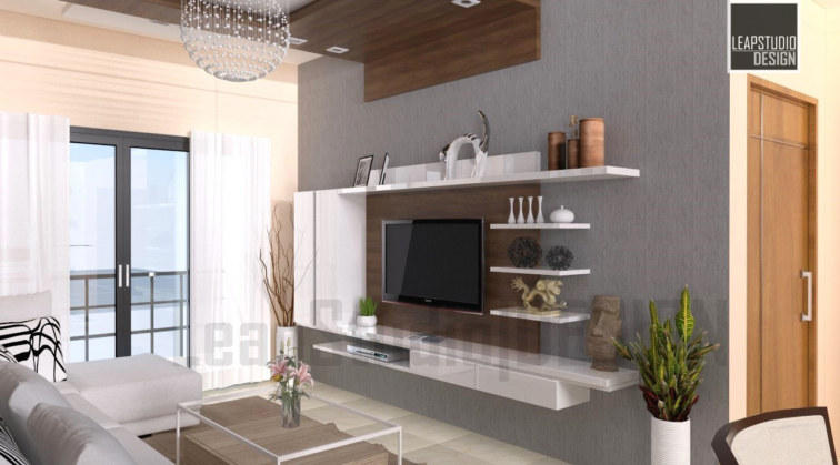 Leapstudio Design Bengaluru 3bhk Flat Interiors Mr Shahid